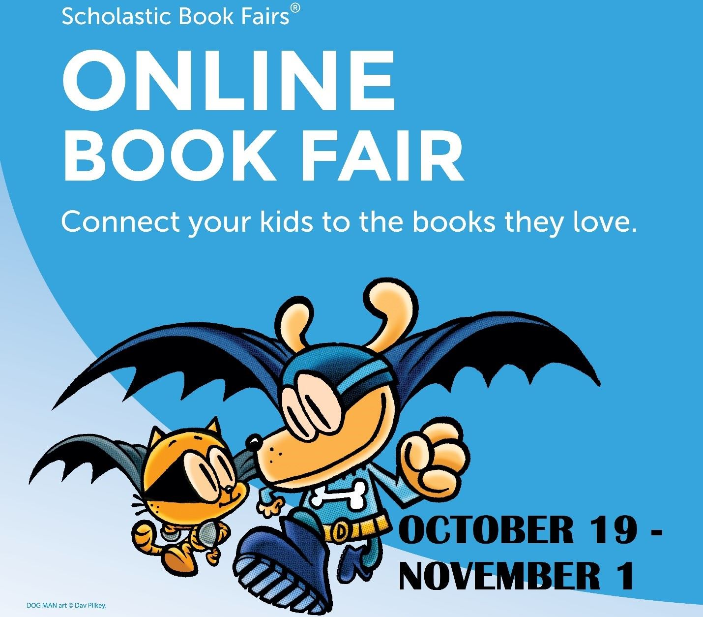 Barnett Elementary Fall ONLINE Book Fair