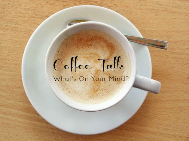 Welcome to Coffee Talks