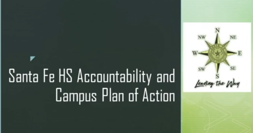Santa Fe High School Accountability and Campus Plan of Action