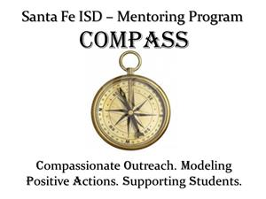 COMPASS mentoring—helping students stay on course!