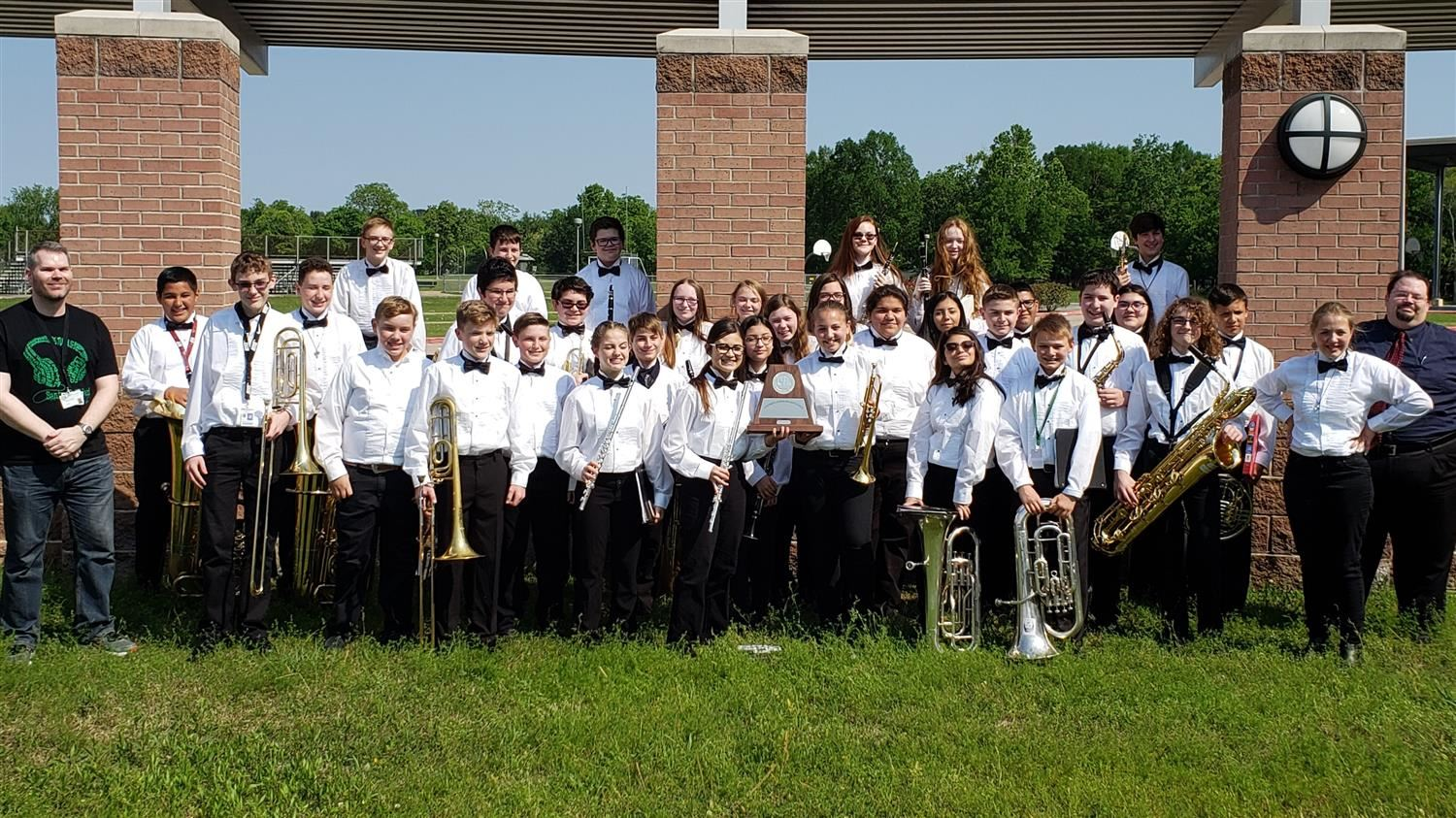 Jr. High UIL Band Competition