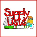 2020-2021 SFJH School Supply List