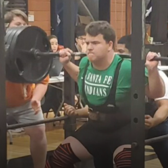 SFHS Powerlifting Team 2019-2020.  Click here to view highlights of the season.
