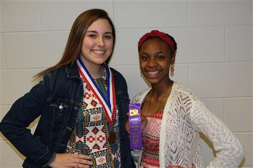 Santa Fe High School Students Place In Uil Academic District Competition