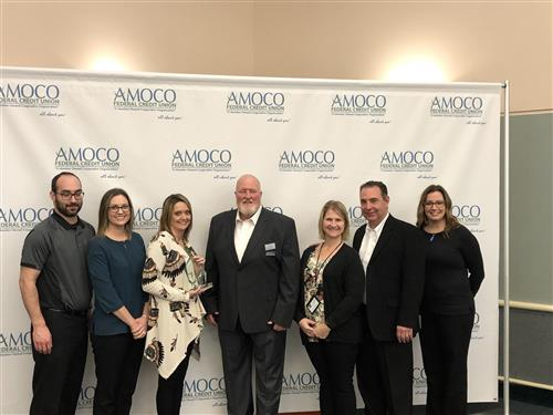 SFISD Recognized by AMOCO