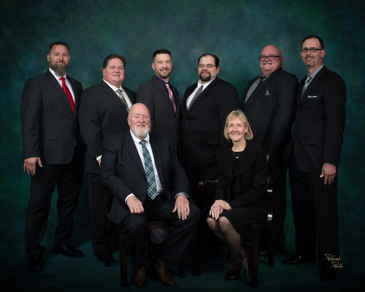 SFISD School Board Members Photo