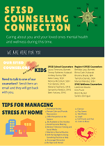 SFISD Counseling Connection