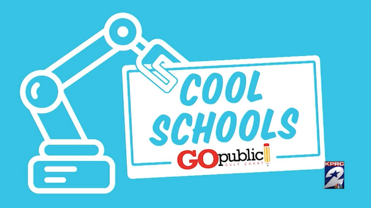 "CONGRATULATIONS TO SFISD FOR WINNING ""COOL SCHOOLS"""