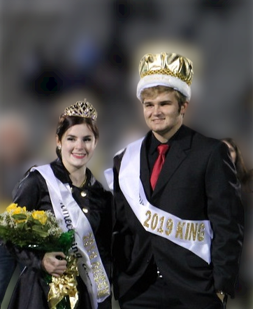 Homecoming Queen and King