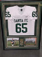 SFISD Athletic Department Retires Jersey #65 in Honor of Riley Garcia